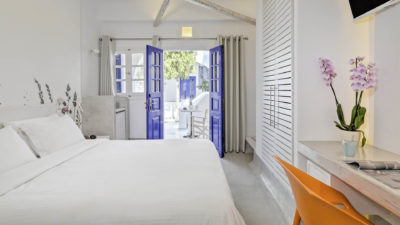 Kouros Village Hotel – Double Room (2)