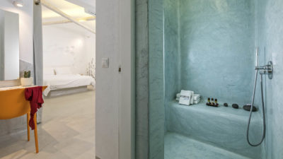 Kouros Village Hotel – Junior Suite With Partial Sea View And Outdoor Hot Tub (3)