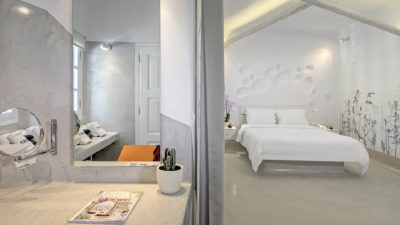 Kouros Village Hotel – Junior Suite With Partial Sea View And Outdoor Hot Tub (4)